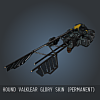 Hound Valklear Glory SKIN (Permanent)