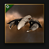 Imperial Navy Infiltrator (medium attack drone) - 100 units