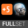 Full Set of Improved Implants (+5 modifier)
