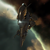 KERES (Gallente Electronic Attack Frigate)
