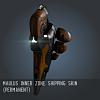Maulus Inner Zone Shipping SKIN (Permanent)