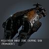 Megathron Inner Zone Shipping SKIN (permanent)