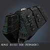 Nomad Justice SKIN (Permanent)