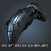 Omen Navy Issue EoM SKIN (permanent)