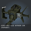 Osprey Navy Issue Wiyrkomi SKIN (permanent)