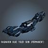 Ragnarok Blue Tiger SKIN (Permanent)