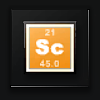 Scandium (raw moon material) - 50,000 units