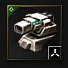 Shadow Serpentis Electron Blaster Cannon - 5 units