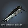 Sleipnir Justice SKIN (Permanent)