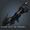 Vagabond Justice SKIN (permanent)