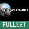 Full Set of High-Grade ASCENDANCY implants