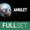 Full Set of Low-Grade AMULET implants (ex SLAVE set)