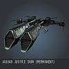 Jaguar Justice SKIN (Permanent)