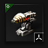 'Joust' Heavy Pulse Laser I - 5 units