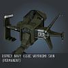 Osprey Navy Issue Wiyrkomi SKIN (permanent)