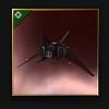 Republic Fleet Berserker (heavy attack drone) - 50 units