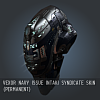 Vexor Navy Issue Intaki Syndicate SKIN (permanent)