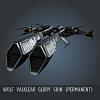 Wolf Valklear Glory SKIN (Permanent)